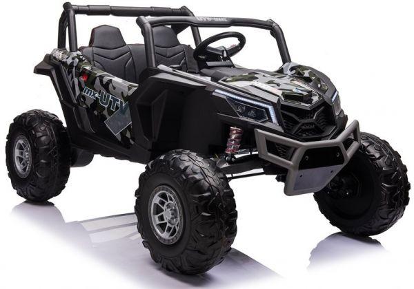 Kinder-Quad, Elektro-Buggy UTV-MX Spider, Elektroauto für Kinder