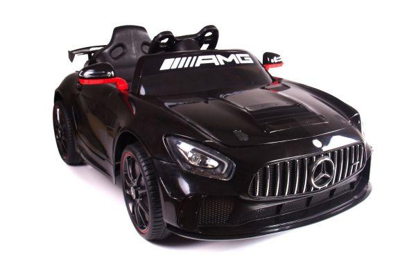Elektro Kinderauto Sportwagen Mercedes Benz GT4 lizenziert