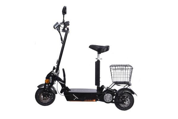 Elektroroller Scooter ES-Toys 1000 Watt mit Straßenzulassung