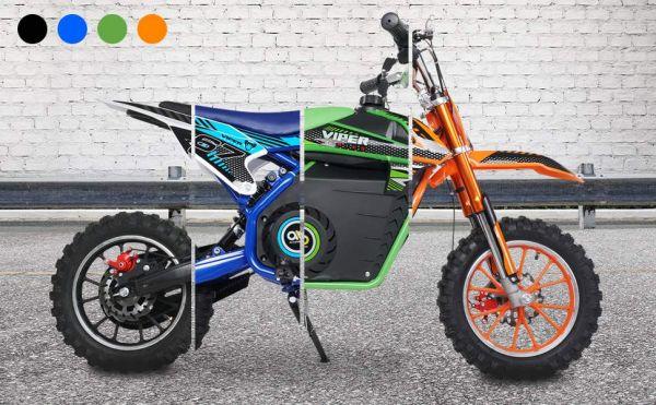 Elektro Kinder Mini Crossbike Viper 1000 Watt