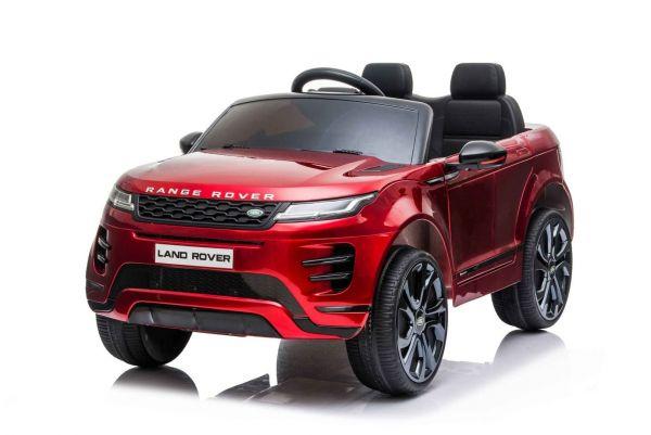 Kinderfahrzeug Elektro 2 Sitzer Land Rover Evoque 4x4