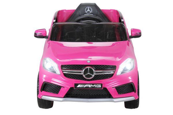 Elektro Kinderauto Sportwagen Mercedes Benz AMG A45 lizenziert