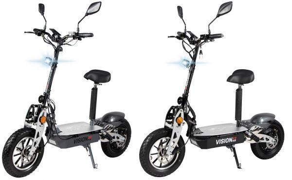 Elektro Roller Scooter eFlux Vision X2 1500 Watt
