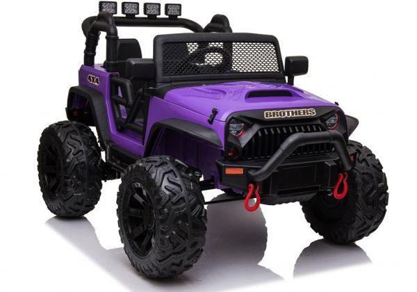 Elektroauto für 2 Kinder, Jeep 2x200 Watt