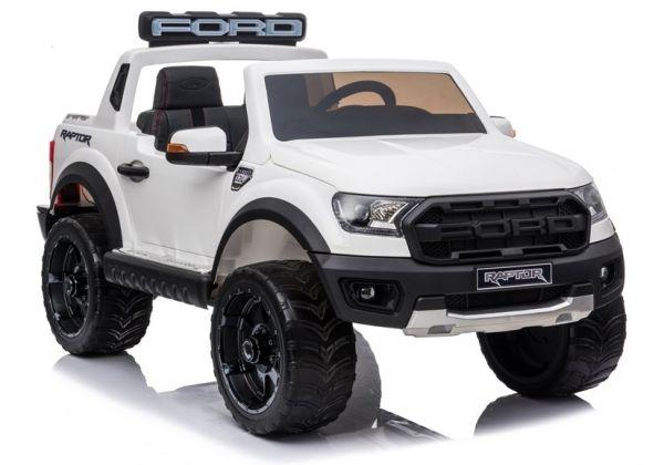 Elektro Kinderfahrzeug 2-Sitzer Ford Raptor 2x45 Watt