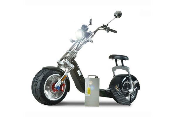 Elektroroller Scooter Coco Bike 1200 Watt
