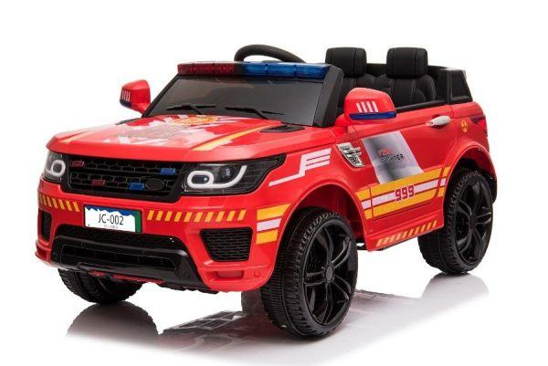 Elektro Kinderauto Jeep Feuerwehr RR002