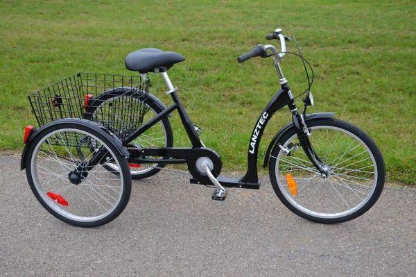 Fahrrad Dreirad von Lanztec