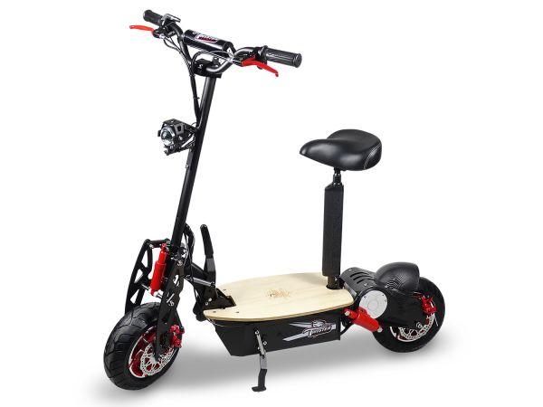Elektroroller Scooter Twister Street S1 1800 Watt