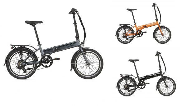 E-Bike Elektrofaltrad Popal E-Folt 2.0 - Klapprad