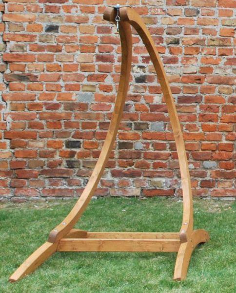 Genoa Hängegestell - Holzgestell für Hängemodelle