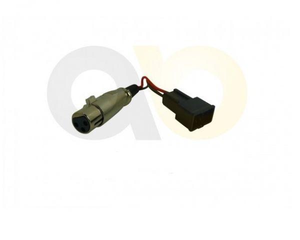 E-Flux externer Ladestecker für Batteriepack