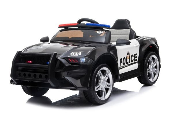 "Elektro Kinderauto Polizei ""Design 07"""