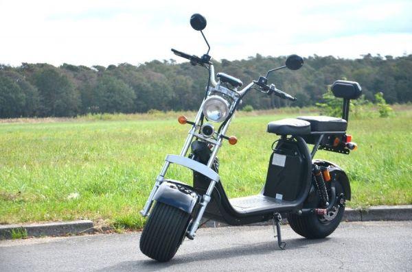 Elektroroller Scooter Coco Chopper 1500 Watt