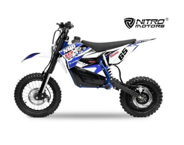 Kinder Crossbike NITRO Motors 800W ECO NRG R2 XL Turbo