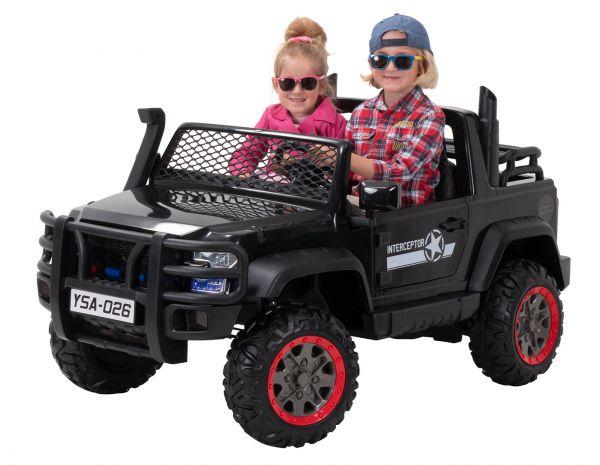 Elektro Kinderauto 2-Sitzer Jeep Bigfoot - 1100 Watt