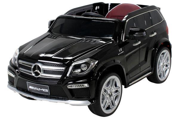 Elektro Kinderauto Mercedes Benz GL63 SUV lizenziert, EVA Tyres - lackiert