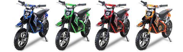 Elektro Kinder Mini Crossbike Gepard 500 Watt