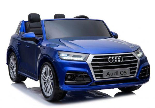 Batteriebetriebenes Elektroauto für Kinder - Audi Q5 Doppelsitzer