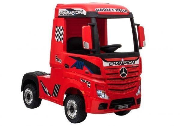 Elektro Kinderauto Truck Mercedes Benz Actros 4x45 Watt - LKW Fahrerhaus - sofort lieferbar