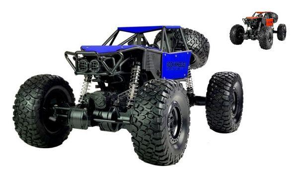 RC Monster Truck Rock Wheeler 4x4