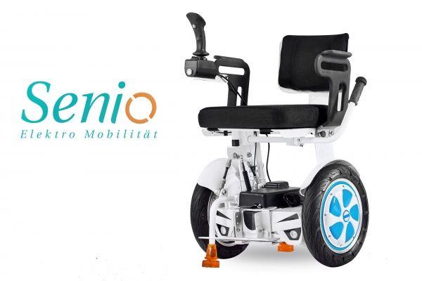 Elektro Rollstuhl Balance, Joystick und Gewichtsverlagerung, Lithium Akku