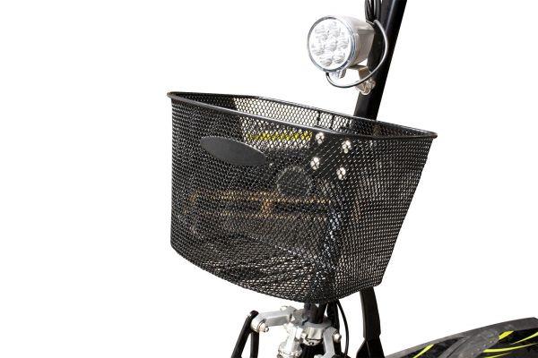 eFlux Korb Gepäckkorb ohne Befestigungsmaterial