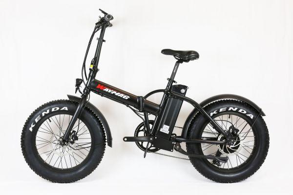 Ebike Elektrofahrrad e-Fatbike Klapprad Waymag WMX20s - 500 Watt