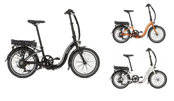 E-Bike Elektrofaltrad Popal E-Folt 1.0 - Klapprad