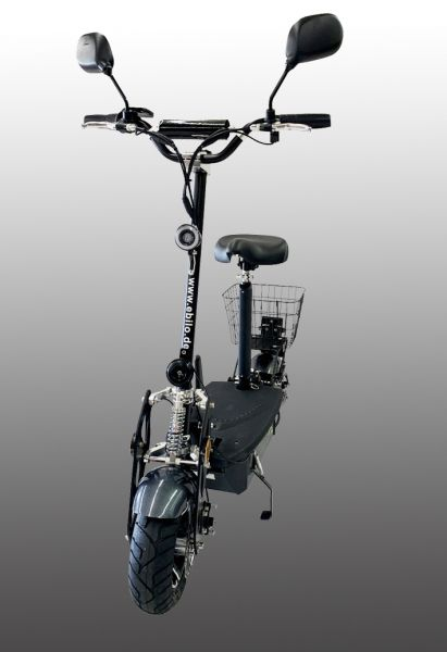 Elektroscooter Ebilo Spirit - 45 km/h 1800 Watt
