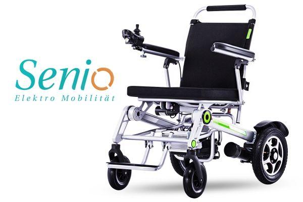 faltbarer Elektro Rollstuhl Smart Chair Lithiumbatterie - elektrischer Rollstuhl