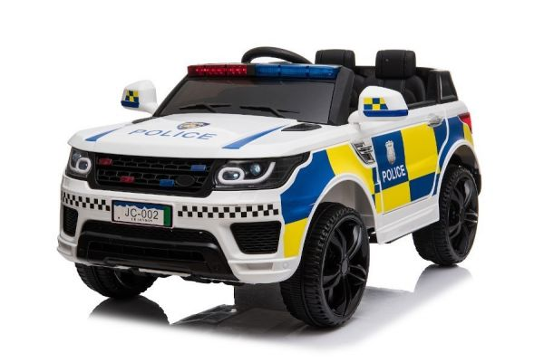 Elektro Kinderauto Jeep Polizei RR002