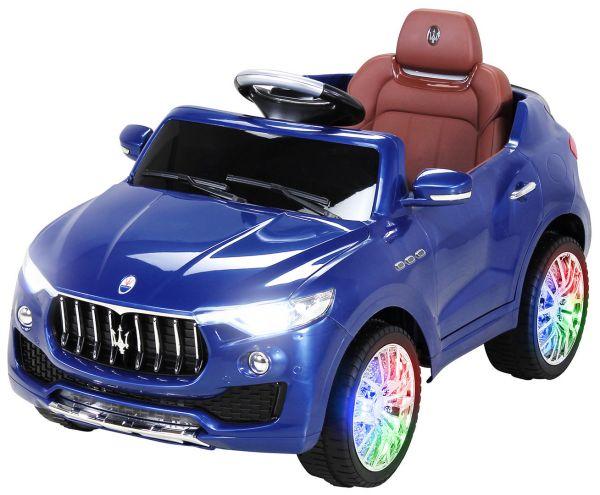 Elektro Kinderauto Maserati Levante SUV lizenziert