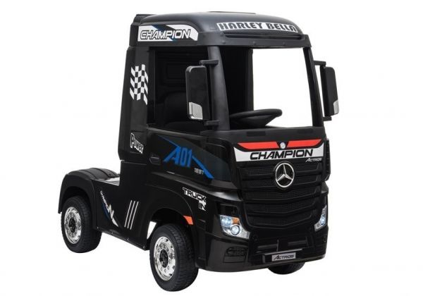 Elektro Kinderauto Truck Mercedes Benz Actros (Kundenrückläufer)