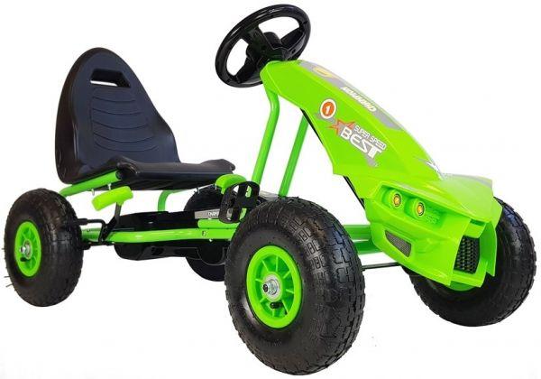 Kinderfahrzeug Go-Kart A-18 - Pedalfahrzeug, Tretauto