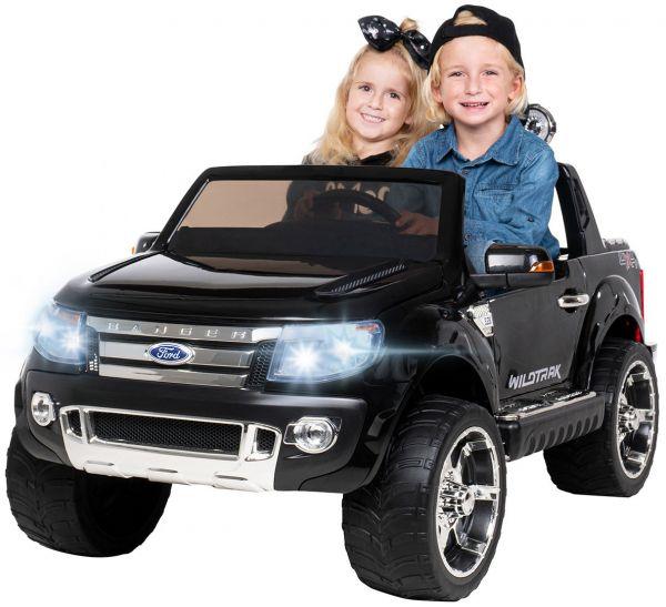 Elektro Kinderauto 2 Sitzer Ford Ranger lizenziert 2x45 Watt