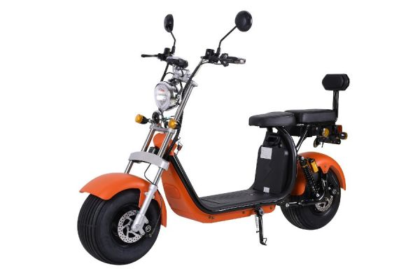 Elektroroller Coco Bike Fat Chopper 1200 Watt