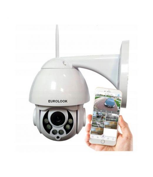 Überwachungskamera IP WIFI, Kamera mit ZOOM 4X FULL HD