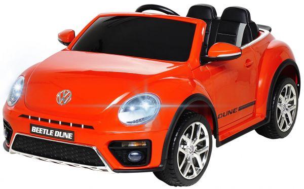 Elektro Kinderauto VW Beetle Dune lizenziert