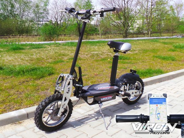 Elektroroller - 2 Rad Scooter Viron 1000 Watt