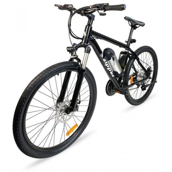 E-Bike Elektrofahrrad Zipper Z6 - Daumengas