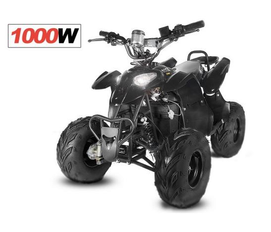 Eco Razer Quad Elektroquad Midiquad Atv Kinderquad 1000 Watt 7 Zoll